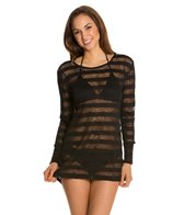 Oakley Women's Tech Mesh Long Sleeve Tunic Cover Up
