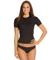 Oakley Women's Synergie Short Sleeve Rashguard