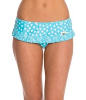 Betsey Johnson Spot On Swim Skirtini Bikini Bottom