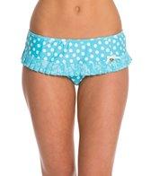 Betsey Johnson Spot On Swim Skirtini Bikini Bottom