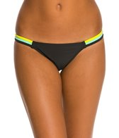 Roxy Optic Nature Strappy Mini Bikini Bottom