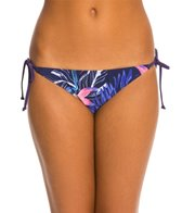 Roxy Tropical Getaway Tie Side Bikini Bottom