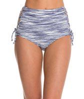 Roxy Road Less Traveled High Waist Bikini Bottom