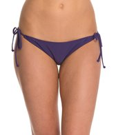 Roxy Swimwear Color Me Badd Tie Side Bikini Bottom