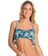 BCBGeneration Fun In The Sun Be Free Crop Bikini Top