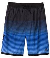 Adidas Men's Big & Tall G Stripe Volley Short