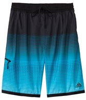 Adidas Men's Big & Tall G Stripe Volley Short