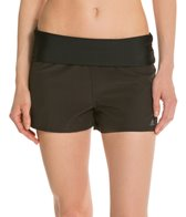 Adidas Women's Solid Roll Down Short