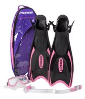 Cressi Palau Bag Snorkel Set