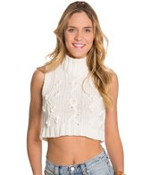 MINKPINK Sleeping Beauty Crop Top