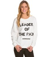 MINKPINK Leader Of The Pack Sweater