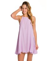 MINKPINK Crepe Apron Swing Dress