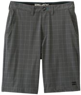 Billabong Men's Crossfire X Plaid Hybrid Walkshort Boardshorts