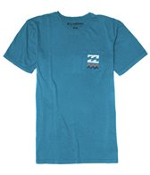 Billabong Men's Backstop Short Sleeve Tee