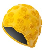 Sporti Lunar Textured Latex Swim Cap