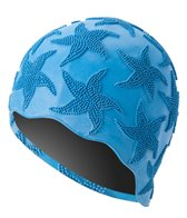 Sporti Starfish Textured Latex Swim Cap
