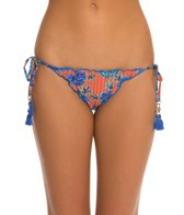 Sofia Iva Ripple Tie Side Bikini Bottom