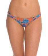 Sofia Iva Drape Bikini Bottom