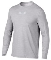 Oakley Men's Melange Long Sleeve Surf Tee