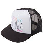 Rip Curl Aloha Me Trucker Hat