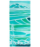 Rip Curl Heather Brown Surf Trip Towel