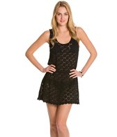 J.Valdi Circles Tank Cover Up Dress