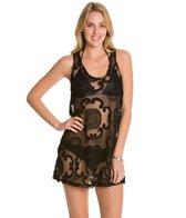 J.Valdi Signet Tank Cover Up Dress