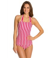 Kingdom & State Retro Stripe One Piece Swimsuit