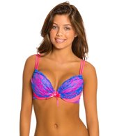Beach Bunny Poolside Punch Push Up Bikini Top