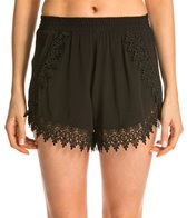 Lucy Love Sea Romance Scallop Short