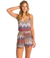 Lucy Love Always In My Suitcase Romper