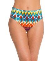 La Blanca Serengeti Hi-Waist Hipster Bikini Bottom