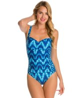 La Blanca Desert Mirage OTS Sweetheart One Piece Swimsuit