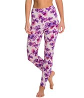 American Apparel Floral Yoga Leggings