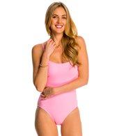 Anne Cole Swimwear Color Blast Lingerie One Piece Swimsuit