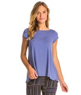 Prana Cosmo Short Sleeve Yoga Shirt