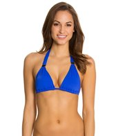 Skye Swimwear So Soft Solids Med Slider Halter Bikini Top