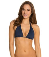 Skye So Soft Solids Med Slider Halter Bikini Top
