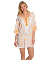 Trina Turk Playa Del Rey Cover-Up Tunic