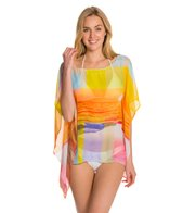 Trina Turk Crystal Cove Cover-Up Tunic
