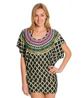 Trina Turk Kon Tiki Cover-Up Tunic