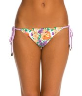 MINKPINK Wild Keepsake Reversible Tie Side Bikini Bottom