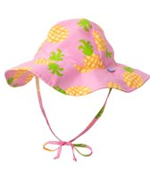 iPlay Girls' Pineapple Mod Bucket Sun Protection Hat (0mos-4yrs)