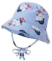 iPlay Boys' Pirate Mod Bucket Sun Protection Hat (0mos-4yrs)