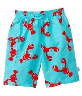 iPlay Boys' Lobster Mod Ultimate Swim Diaper Pocket Trunks (3mo-4yrs)
