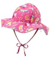 iPlay Girls' Mix 'N Match Rerversible Brim Sun Protection Hat (0mos-4yrs)