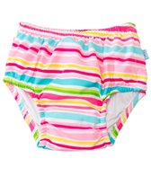 iPlay Girls' Mix 'N Match Ultimate Ruffle Snap Swim Diaper (3mos-3yr)