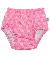 iPlay Girls' Blossom Mix 'N Match Ultimate Ruffle Snap Swim Diaper (3mos-3yr)