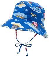 iPlay Boys' Mix 'N Match Reversible Bucket Sun Protection Hat (0mos-4yrs)