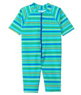 iPlay Boys' One Piece Zip Sunsuit (3mos-3yrs)